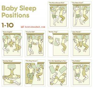 """10 razões pelas quais sou adepta do """"Co-Sleeping"""""""