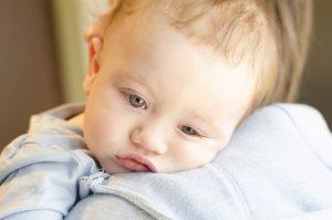 Limpar o nariz do bebé de forma eficaz: sim é possivel!